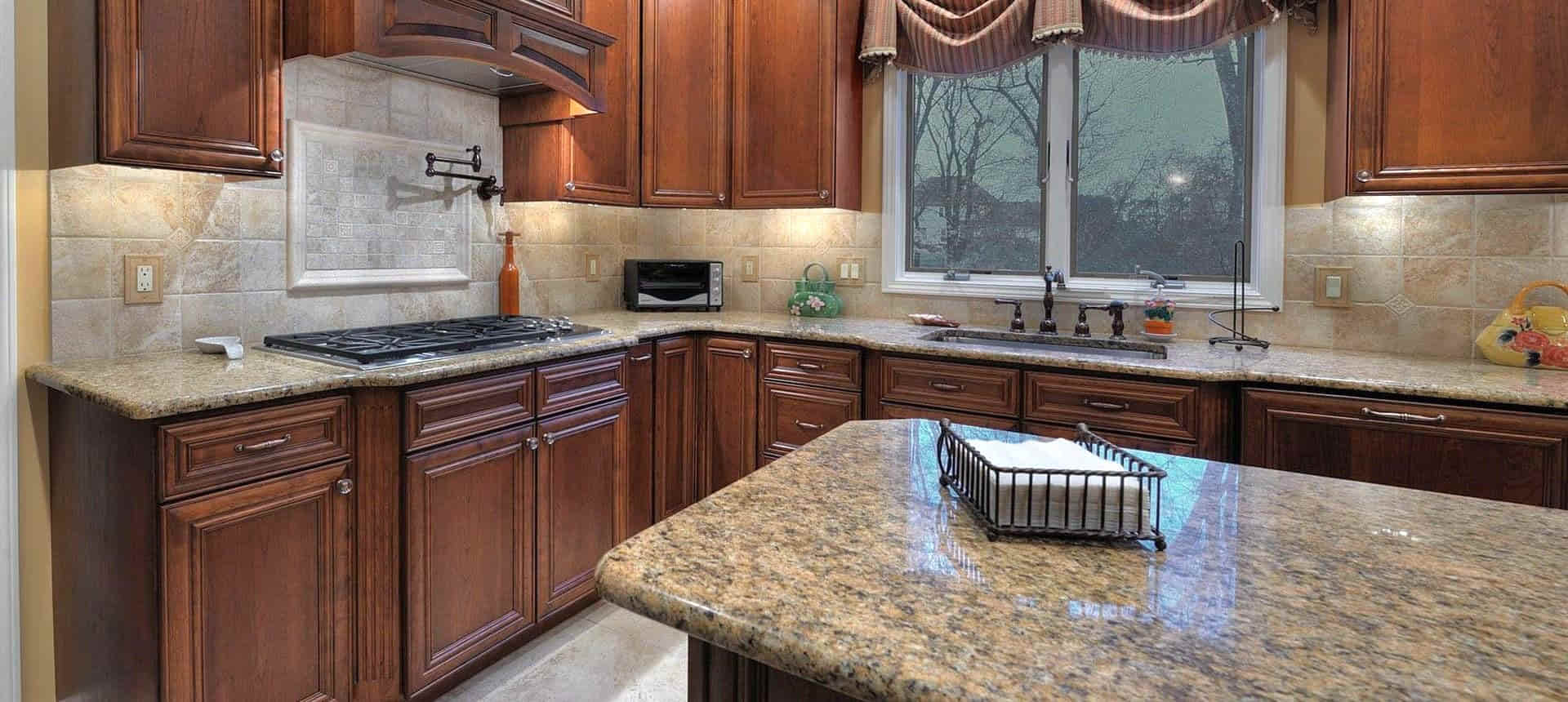 DL Stone Design, a granite, marble, and natural stone fabrication and installation company