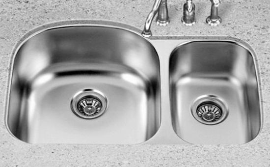 Stainless Steel Sink, Model S602L